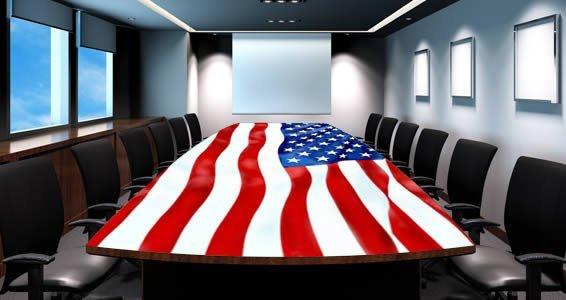 ... American Flag Dry Erase Furniture Decal Skin ...