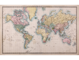 Old world map dry erase furniture decals dezign with a z old world map dry erase furniture decals gumiabroncs Gallery