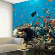 Aquatica wall murals