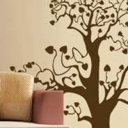 Treepix wall decal