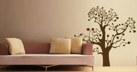 Treepix wall decal  Dezign With a Z