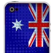 Australian Flag iPhone skins