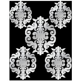 Damask Mirrors Baroque damask resin mirrors dezign with a z baroque damask resin mirrors sisterspd