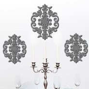Baroque Pack wall appliques