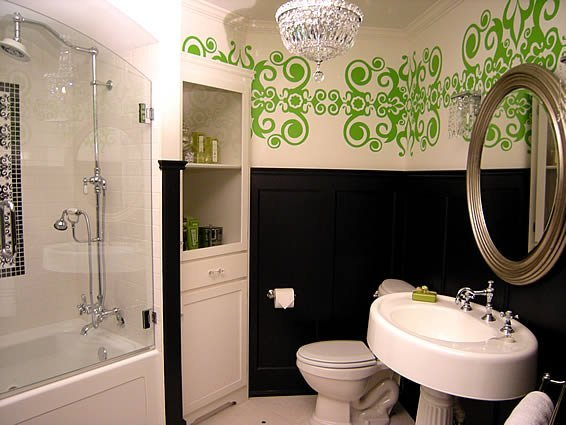 elegant bathroom custom wall decals zee blog by dezign with a z