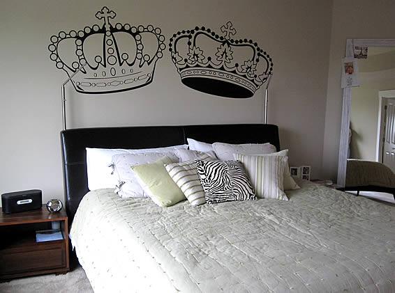 A Crown Affair Wall Decals Decor By Juliana Dezign Blog