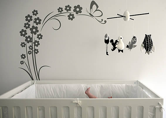 Baby Wall Stickers.