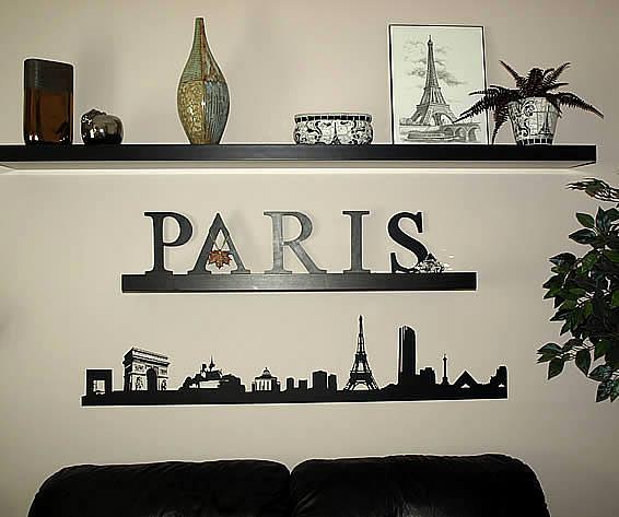 Delicieux Paris Wall Decals.JPG