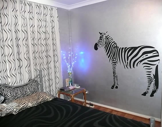 Large Deer Wall Decal Decals And Skins Jungle Sticker