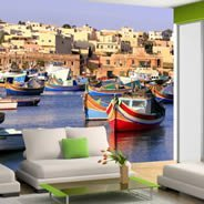 Mediteranea wall papers