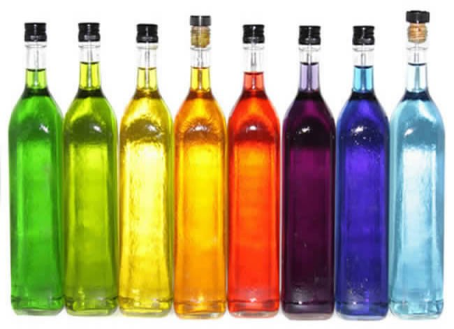 Color bottles digital canvas photos dezign with a z for How to color wine bottles
