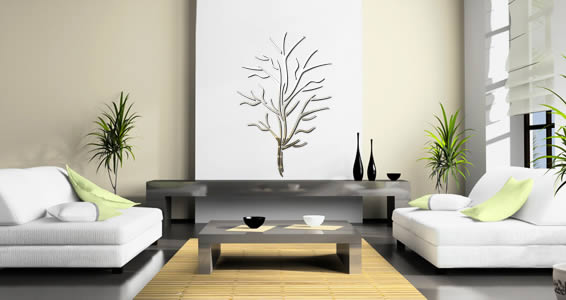 Branch Tree acrylic mirrors
