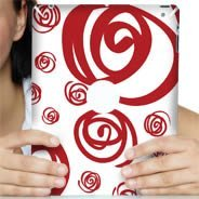 Brazilian Swirls iPad decals skin