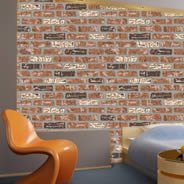 Bricks wall papers