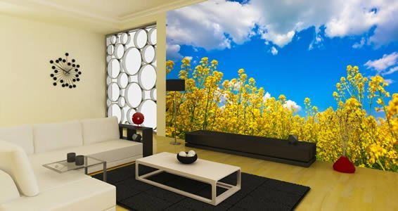 Summer Time Wall Murals Dezign With A Z