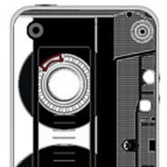 Cassette Tape iphone skins