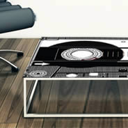 Tape Dry erase Furniture Skin Decal