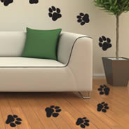 Between Cats & Dogs wall decals
