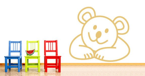 Charming Bear decals
