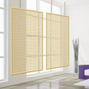 Checkered Decorative Dividers