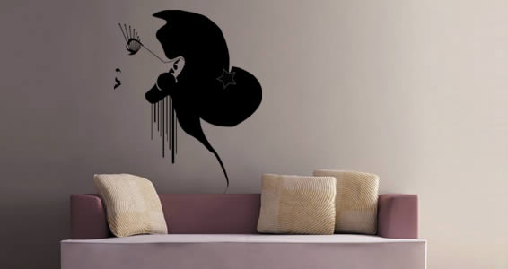 Argentina, my love  removable wall stickers
