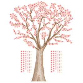 Cherry Blossom Tree Wall Decals ...