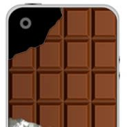 Choco Bar iPhone skins
