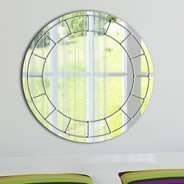 Classic Circle wall mirrors