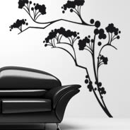 Classic 19 zen wall stickers