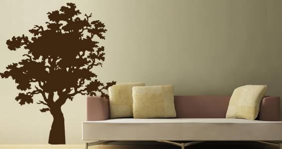 Classic Tree wall stickers