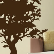 Classic Tree wall stickers