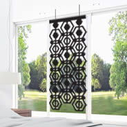 Classy Hexagons Decorative Dividers