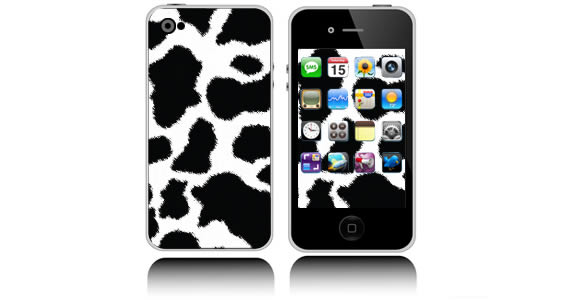 Cow  iPhone decals skins
