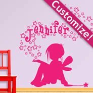 Custom Lettering Magic Children