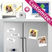 Personalized  your own Printed Magnets