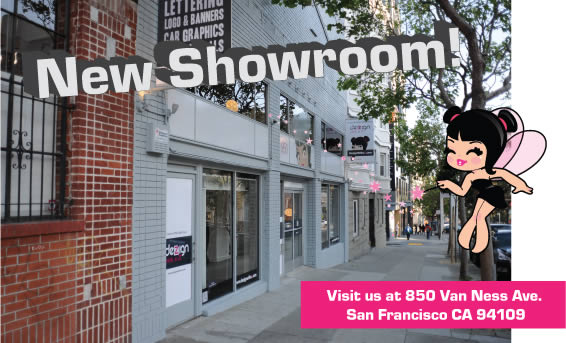San Francisco Showroom