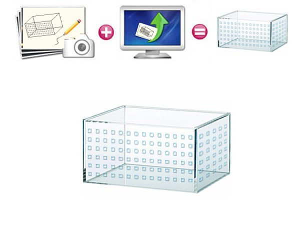 decorative acrylic box