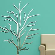Dancing Branch Tree acrylic mirrors