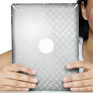 Diamond Plate Ipad decals skin