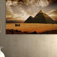 Pyramids digital canvases