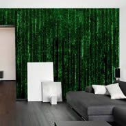 The Matrix Is Everywhere... wall murals