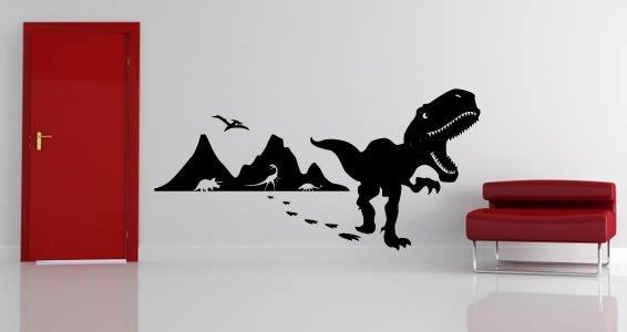 A Dinosaur's Journey decals