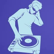 DJ Sound wall decals