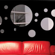 Dots Acrylic Mirror