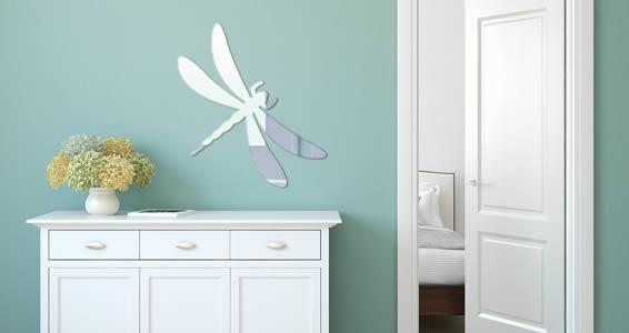 Dragonfly Acrylic Mirror