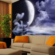 Dream Night wall paper