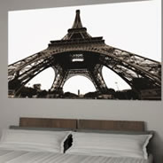 Eiffel Tower contemporary artist canvas