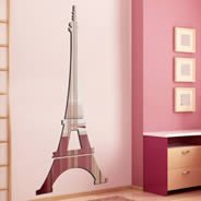Eiffel Tower wall mirror