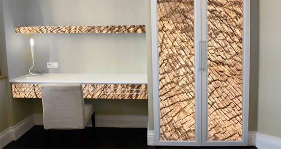 Elephant Dry Erase Furniture Skin Decals