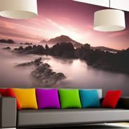 Fairy Landscape giant wall murals